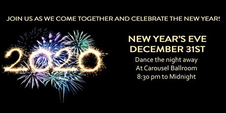 Sparkling New Year's Eve Dance Party tickets
