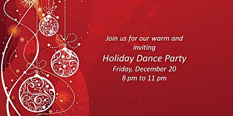 Holiday Dance Party at Carousel Ballroom tickets