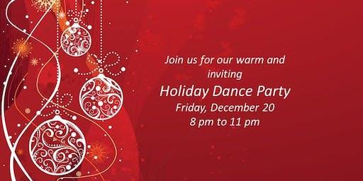 Holiday Dance Party at Carousel Ballroom