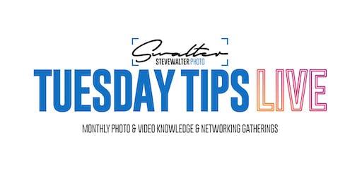 Tuesday Tips Live - December #TTL1219