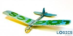 Logic Academy Presents: Balsa Glider at Scarborough Civic Center Library