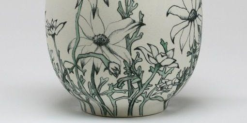 Screen Printed Ceramics