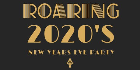 Roaring 2020's New Years Eve tickets