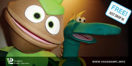 Puppet Show: Robin Hood and the Dragon tickets