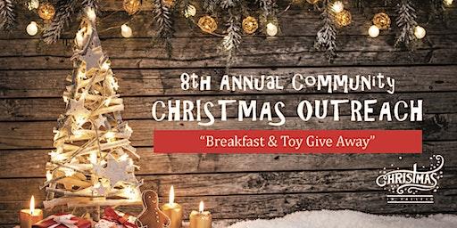 CIV's 8th Annual Community Christmas Outreach