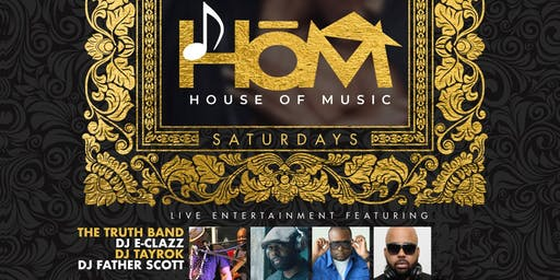 The Grand Preview of the HOUSE of MUSIC: The New Hо̄M for Saturday Nights!