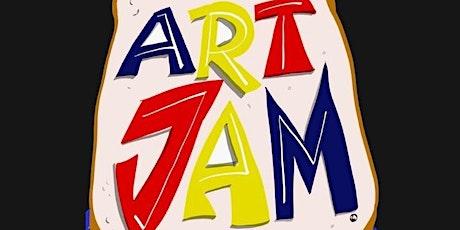 ART JAM tickets