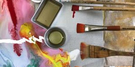 Encaustic Painting for Adults tickets