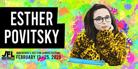 Esther Povitsky tickets