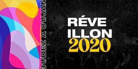 Revéillon 2020 ingressos