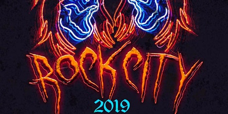 Crossroad - Rock City 2019 boletos
