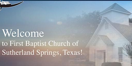 Sutherland Springs, TX Sheepdog Seminar