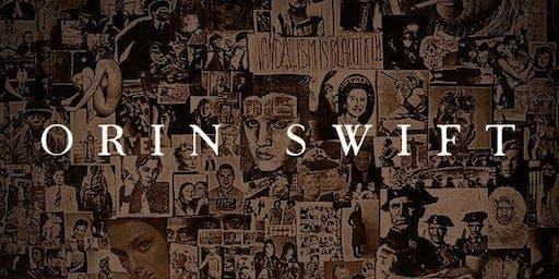 Orin Swift Tasting (12/12/19)