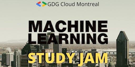 Machine Learning Study Jam