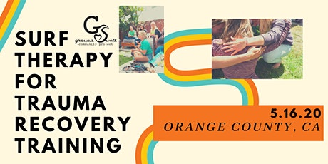 2020 Surf Therapy for Trauma Recovery Training tickets