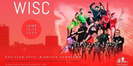 Winnipeg International Salsa Congress 2020 tickets