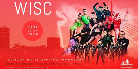 Winnipeg International Salsa Congress 2020 tickets