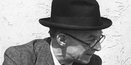 Richard Herre und das Bauhaus Tickets