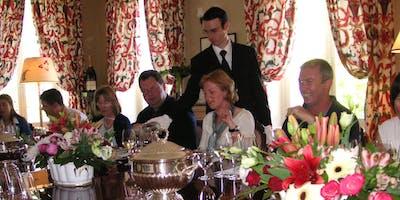Fine Wine Tasting Dinner in The Peat Inn
