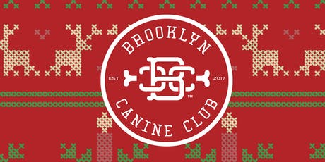 Brooklyn Canine Club's 2nd Annual Pictures with Santa & Ugly Sweater Pawty tickets