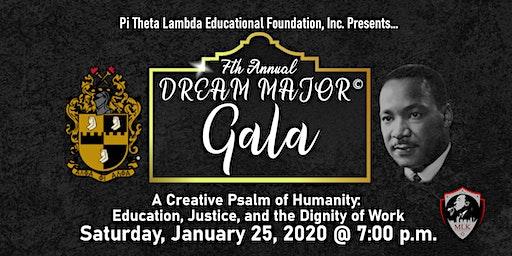 2020 DREAM MAJOR © Gala by Pi Theta Lambda Educati