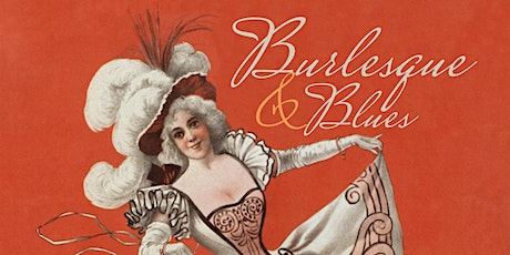 Burlesque & Blues New Year's Eve Party 2020 tickets