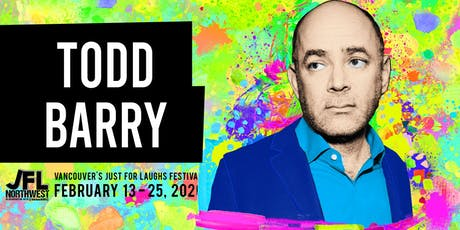 Todd Barry tickets