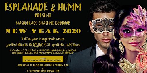 Masquerade Bollywood Ishtyle New Year Party 2020