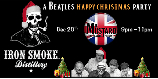 "Mr. Mustard-""A Beatles Happy Christmas"" Party"