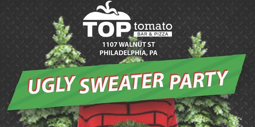 Ugly Sweater Holiday Party | Free