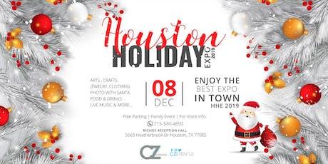 Houston Holiday Expo 2019 tickets