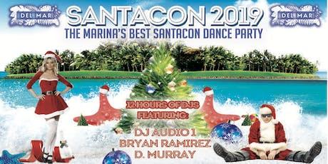 Santacon at the Beach 2019 tickets
