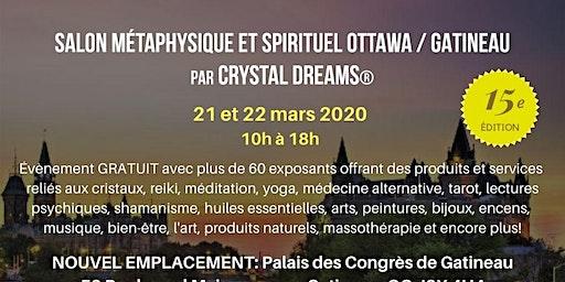 Le Salon Métaphysique et Spirituel d'Ottawa