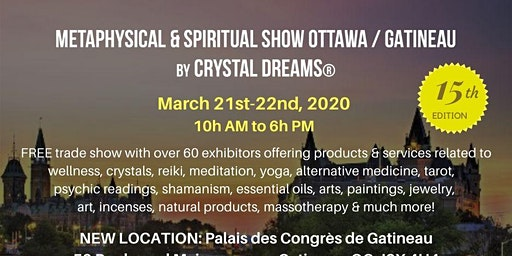 The Metaphysical & Spiritual Show of Ottawa