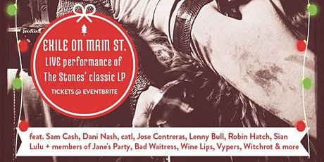 Exile on Main St. - Tribute Performance of The Rolling Stone's Legendary LP tickets