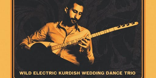 Tufan Derince - Wild Kurdish Electro-Folk Trio