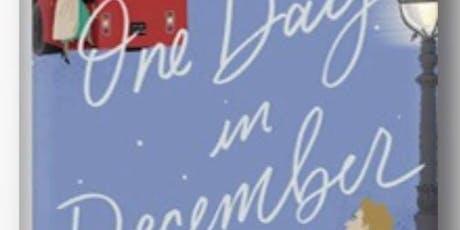 RSVP December Book Club tickets