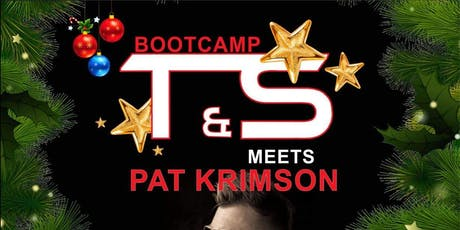 End of challenge XMAS Bootcamp T&S tickets