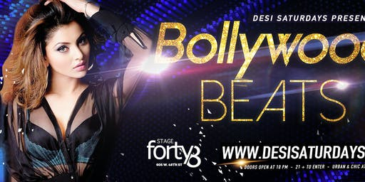 Bollywood Buzz @ Stage48 NYC - A Weekly Saturday Night DesiParty