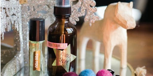 Essential Oil Gifts Workshop