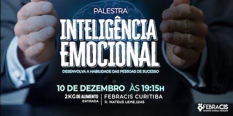 [CURITIBA/PR] Workshop Inteligência Emocional 10/12 ingressos