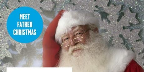 Free - Meet Santa and listen to Christmas stories! tickets