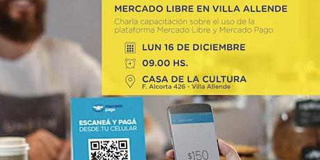 Mercado Libre en Villa Allende entradas