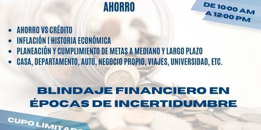 BLINDAJE FINANCIERO EN ÉPOCAS DE INCERTIDUMBRE