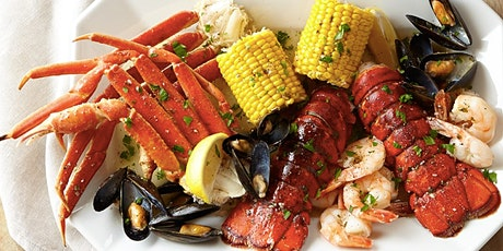 All You Can Eat Seafood Brunch! tickets