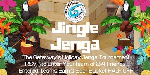 Jingle Jenga Holiday Competition