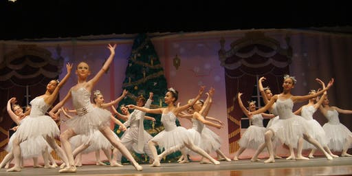 10th Anniversary NFMAA Nutcracker performance VIP Event