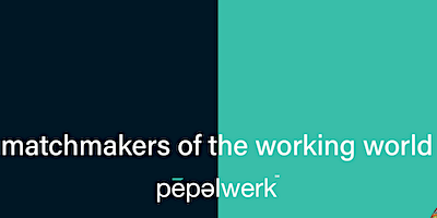 pepelwerk Job Match Event: Manufacturing