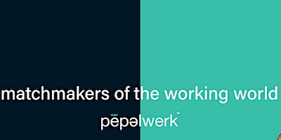 pepelwerk Job Match Event: Manufacturing