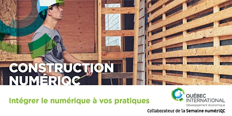 Construction numériQC tickets